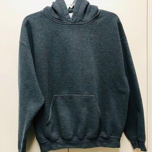 Gildan Heavy Blend Hoodie men's sweatshirt size M